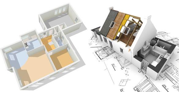 Plattegronden wooncompany for 2d plattegrond maken